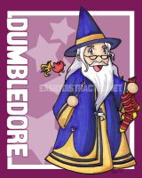Dumbledore chibi by jurijuri