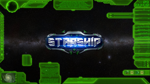 Starship Green by Thyrring