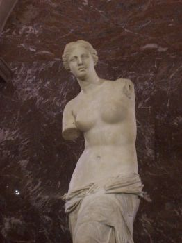Venus de Milo by Spikeasaur