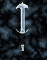Ax sword by GrimAngel