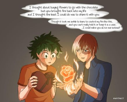 [Tododeku] Should I make an ice one instead? by whymeiy