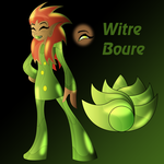 Witre Boure the Plant Factory by Keytee-chan