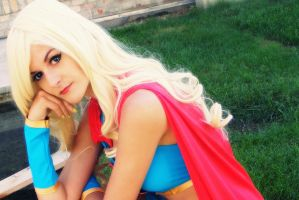 Supergirl by Youei