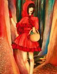 Red Riding Hood by Pinjachi
