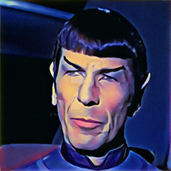 Spock by phebron