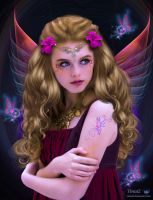 Magic Butterfly by tinca2
