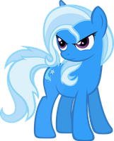 Trixie vector by Godoffury