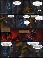 Hunters and Hunted Ch 4 Pg 30 by Saronicle