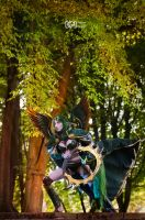 Maiev Shadowsong Cosplay III - World of Warcraft by emilyrosa