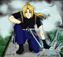 FMA: Let them TRY to stop me by TheMadWoman-Ellie