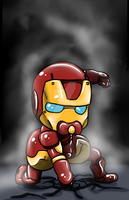 Iron Baby by forte-girl7