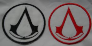 Assassins Creed Iron On Patch by quiltoni