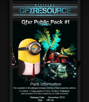 GfxResource's [Special] Public Pack #1 by KellyGFX
