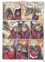 Skeksis comic special - worth a thousand words by SkekLa