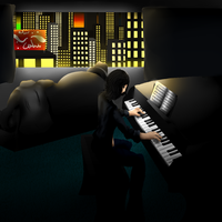 Piano by tiger200188