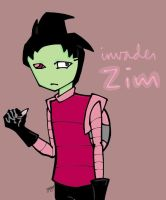 Invader Zim by Mikage-YoshinoAnerin