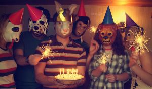 Party Animals I by kassyd