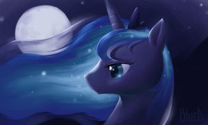 Luna by BlueDrg