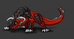 Verden-Bull Drake by Scatha-the-Worm