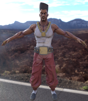 Commission: 3D model game character by CoolBoysEnt