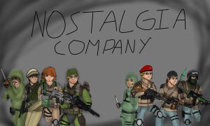 Battlefield: Nostalgia Company wallpaper by LBFable