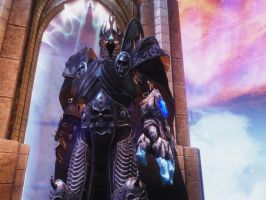 The Lich King has returned!! by Toshihirohei