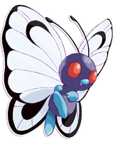 012 Butterfree by SarahRichford