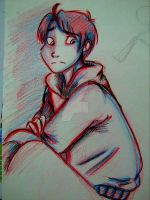 Hetalia: Sad hero be sad...NAAAW! by Shenny-Shendelier