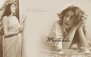 Madhubala wallpaper by VelkokneznaMaria