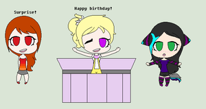 Birthday picture for xxroxy-the-kittenxx by XxOrangeswirlxX