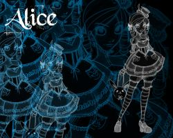 Alice by Neos-raven