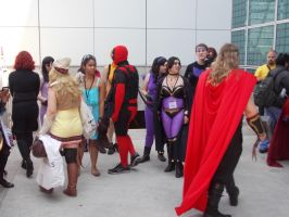 AX2014 - Marvel/DC Gathering: 006 by ARp-Photography
