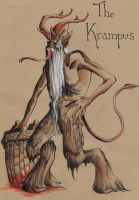 Assignment Krampus by HauntedHouse667