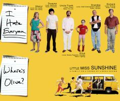 Little Miss Sunshine Menu? by Reanimated-Theories