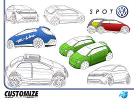 Spot 1 by cananea
