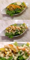 kenny's ceaser salad 2 by plainordinary1