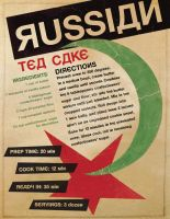 Russian Tea Cake by raychmae