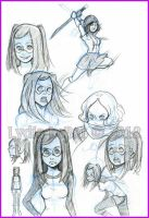 Lilly-Lamb 2012 Sketchies 22 by Lilly-Lamb