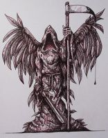 Angel Of Death by ghostboy1974