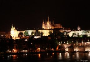 Prague by Night II by veronique83