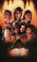 The Goonies by DevonneAmos