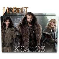 The Hobbit: The Desolation of Smaug Icon by KSan23