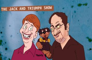 The Jack and Triumph show by Makinita
