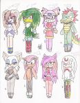 + Sonic Breed adopts + by melissa03