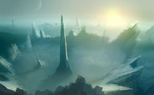 quick speed painting - vista by ANTIFAN-REAL