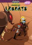 Labrats Cover by albadune