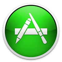 Green App Store Icon by TheArcSage