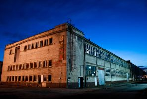 Old Factory by Domichal