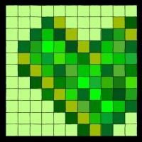 pixelated love by scullylam