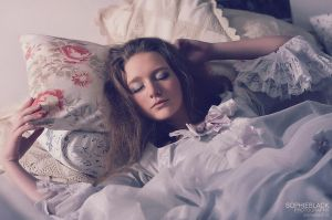 Sleeping Beauty by BirdSophieBlack